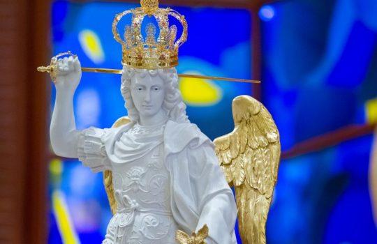 Święty Michał Archanioł znów nad Bałtykiem