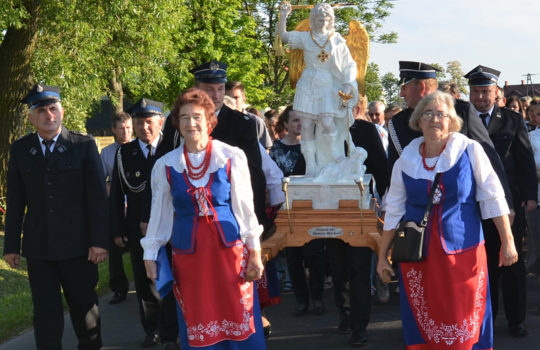 Wielkie święto w Łowiczku