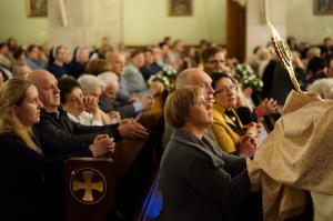 Brzesko - Parafia NMP Matki Kościoła